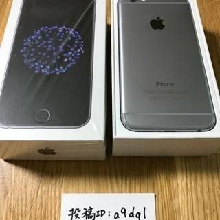 美品!docomo Apple iPhone 6 64GB Sp...