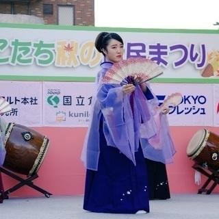 日本舞踊・創作舞踊・着付け