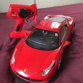 値下げします!Ferrariラジコン