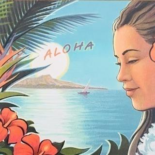 ハワイを感じながら簡単ヨガ&ストレッチ