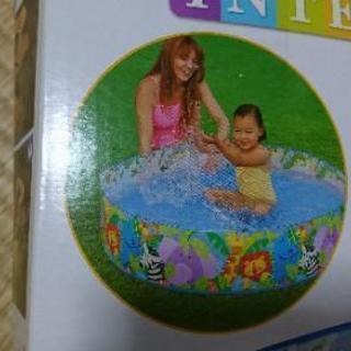 子ども用プール 直径120cm