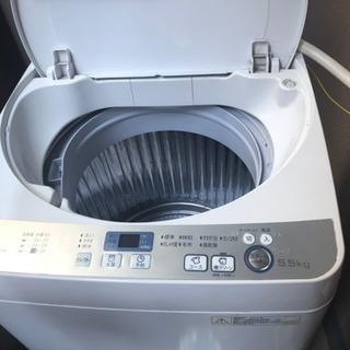 洗濯機お譲りします