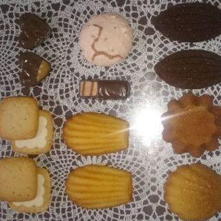 お菓子サンプル