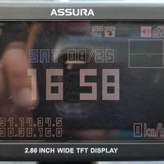 □■ASSURA 2.86インチ フルカラー IPS液晶 AR-...