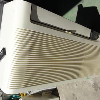 東126 レトロ シャープ冷房 暖房兼用窓用エアコン 4.5~6畳...