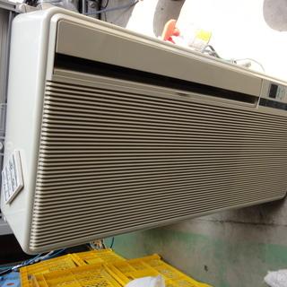 東128 コロナ窓用エアコン 4.5~6畳 冷房専用 引取り限定