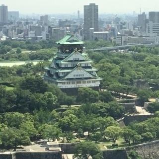 第1回 パワースポットなお城ツアー in 大阪城