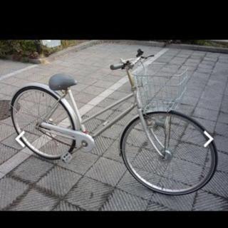 手放しても良い方自転車お願いします