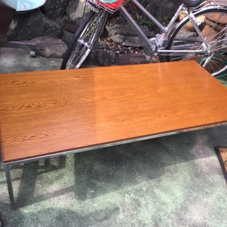 リビング  テーブル  天童木工