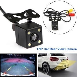 新品 『 広角 赤外線LED4灯 バックカメラ 』防水