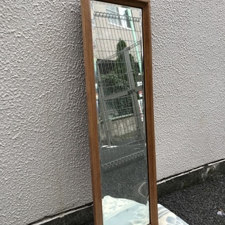 鏡 シンプル インテリア お洒落 アンティーク 壁掛け 95cm...