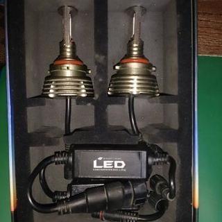 値下げスフィアライト LED  6000k HB3 HB4兼用