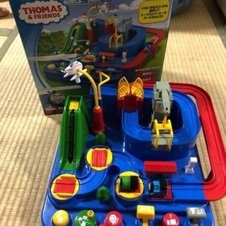 トーマス レッツゴー大冒険 おもちゃ