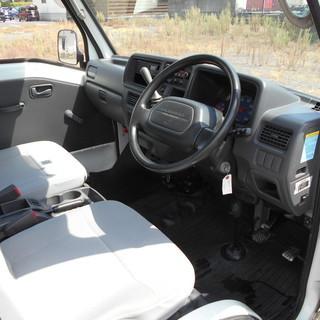 諸費用コミコミ乗り出し価格58万円 スバル サンバートラック 4WD オートマ エアコン パワステ 車検2年付 1.4万キロ - スバル