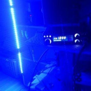 KENWOOD431受信LED 改造点検済み