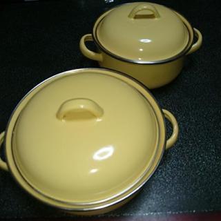 小鍋2個セット