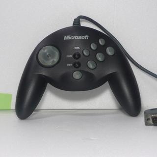 【ゲームパッド】Microsoft サイドワインダーゲームパッド