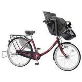 【連休限定価格!】子供乗せ自転車ふらっかーず/3人乗り対応