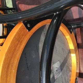 業務用椅子、座面簡易張り替え