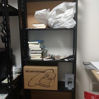 本棚あげます。