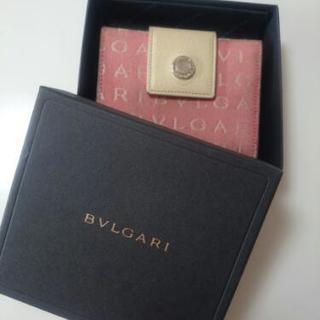 BVLGARI ブルガリ 箱付き 財布