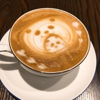 【インスタ映え間違いなし‼️】お洒落なcaféで簡単ラテアート体...