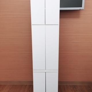 【中古】収納付きドレッサー ホワイト