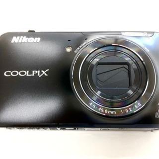 【値下げ】ニコンCOOLPIX S800c  AndroidOS搭載