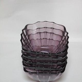 ガラスの食器 / 食器