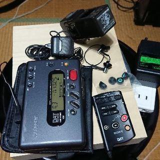 SONY TCD-D7 値下げ