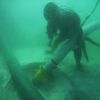 潜水士、潜水士見習い、未経験者歓迎、社会保険、厚生年金、雇用保険完備