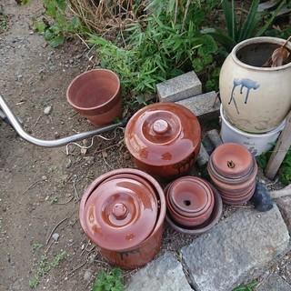 植木鉢 壺 瓶