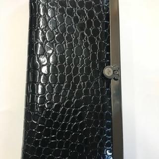 財布 長財布 新品 黒