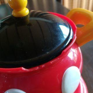 ミッキークッキングセットとハンディターミナル - おもちゃ