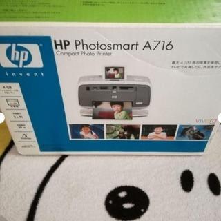 (中古)hp inventphotosmart A716プリンター