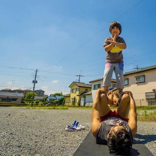 アクロヨガ体験会 @Buio New Style Fitness - スポーツ