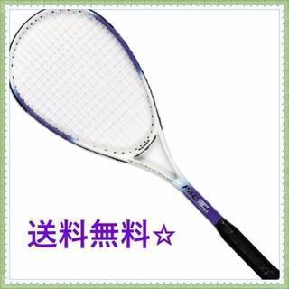 カイザー kaiser 軟式 テニス ラケット.