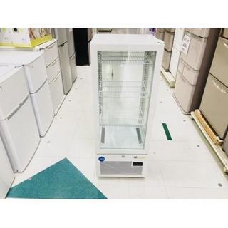 【安心の6ヶ月保証!】JCM 4面ガラス冷蔵ショーケース