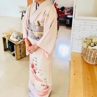 ☆着物の着付け承ります☆浴衣 訪問着 袴 卒業式 成人式 結婚式...