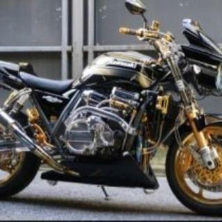 バイクのカスタム承ります!