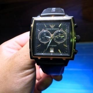 EMPORIO ARMANI時計、アルマーニ、時計、アルマーニAR-0595、2008年製 - 服/ファッション