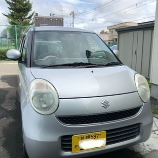 車検付  4WD  ポッキリ価格 7万キロ 札幌 MRワゴン