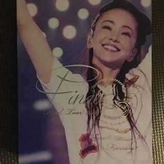 安室奈美恵 LIVE DVD