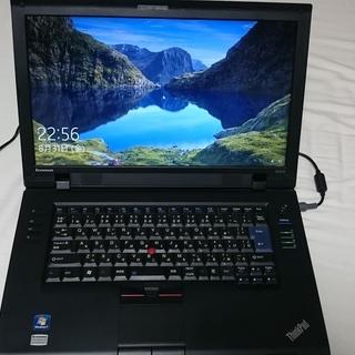 【値下げしました】Lenovo Thinkpad SL510