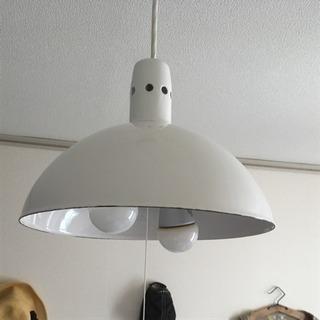 ホーローの照明器具