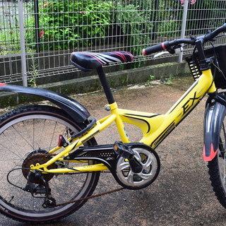 ブリジストン エクスプレスジュニア 20インチ 子供用自転車売ります。