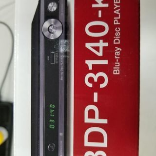 ブルーレイプレーヤー BDP-3140