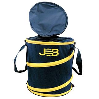 未使用 JOB 現場用ゴミ箱 アウトドアにも Mサイズ JGB-MF