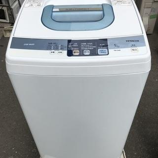 【交渉成立】5㎏洗濯機&ガスコンロの2点セット 10km圏内の方、...