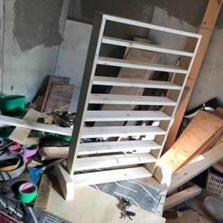 トミカ収納棚